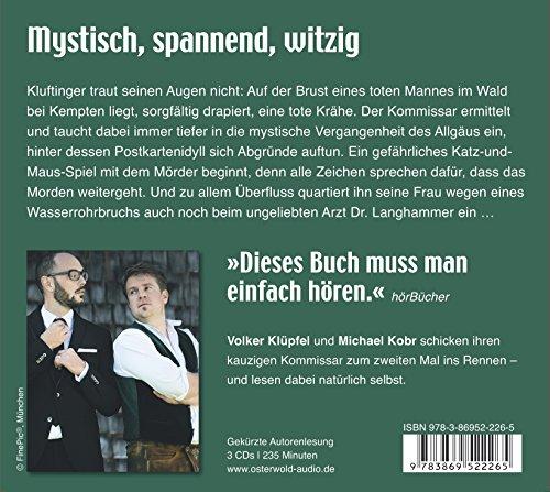 Libro Erntedank: Kluftingers zweiter Fall di Volker
