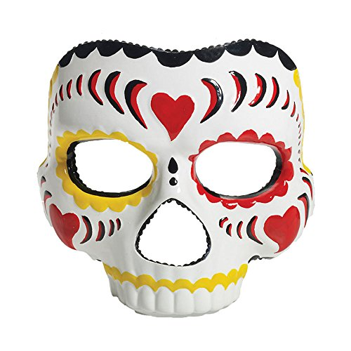 Latex Mask: Day of the Dead- Female