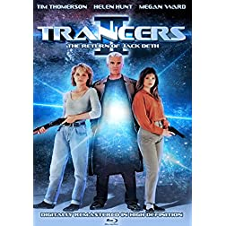 Trancers 2: The Return of Jack Deth [Blu-ray]