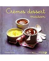 CREMES DESSERT MAISON -VG-