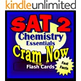 SAT II Prep Test CHEMISTRY Flash Cards--CRAM NOW!--SAT 2 Exam Review Book & Study Guide (SAT II Cram Now!) (English Edition)