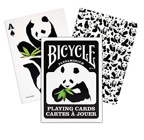Bicycle Panda Playing Cards (2-Pack)