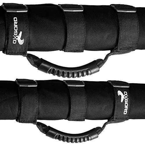 Grab Handle for Jeep & Quad Gear - 2 Pack of Handles - Fits 1 1/2