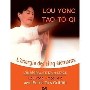 DVD Qi Gong / Lou Yong Tao To Qi Coffret Stage Vol 2 - L'énergie des cinq éléments, intégralité d'un stage comme si vous y étiez