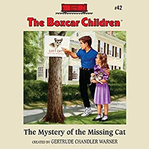 The Mystery of the Missing Cat Audiobook