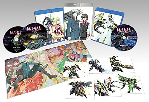 Valvrave the Liberator Season 2 Complete BLURAY Set