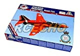 RCECHO® ITALERI Aircraft Model 1/48 Royal Air Force Red Arrows Hawk T1A Hobby 2677 T2677 with RCECHO® Full Version Apps Edition