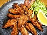 【若鶏 チキン棒 大袋・1kg入】(鶏手羽中ハーフ肉・味付)