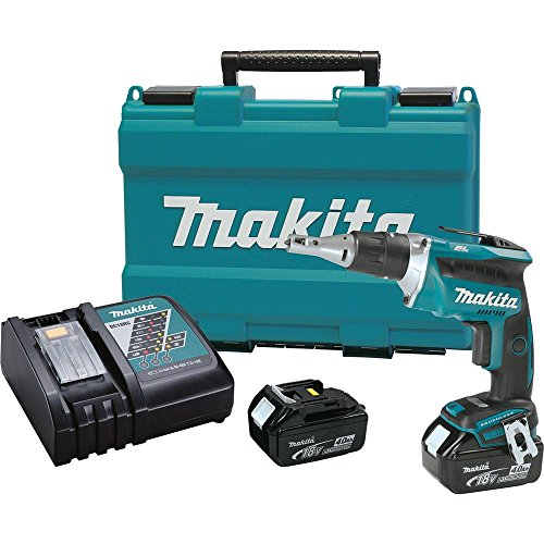 Buy Discount Makita XSF03M 18V LXT Lithium-Ion Brushless Cordless Drywall Screwdriver Kit