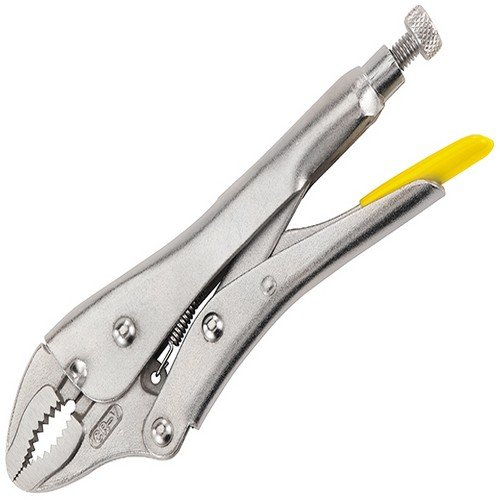 084809 Locking Pliers 9-inch Curved Jaw Sta084809 By Stanley