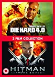 Hitman / Die Hard 4.0 Double Pack [DVD]