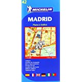 Plan Michelin Madridpar Cartographia
