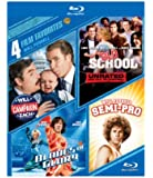 4 Film Favorites: Will Ferrell (BD)(4FF) [Blu-ray]