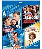 4 Film Favorites: Will Ferrell (BD)(4FF) [Blu-ray]