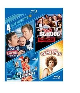 4 Film Favorites: Will Ferrell (4FF) [Blu-ray]