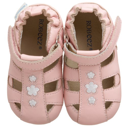 Robeez Infant/Toddler Classic Sandal