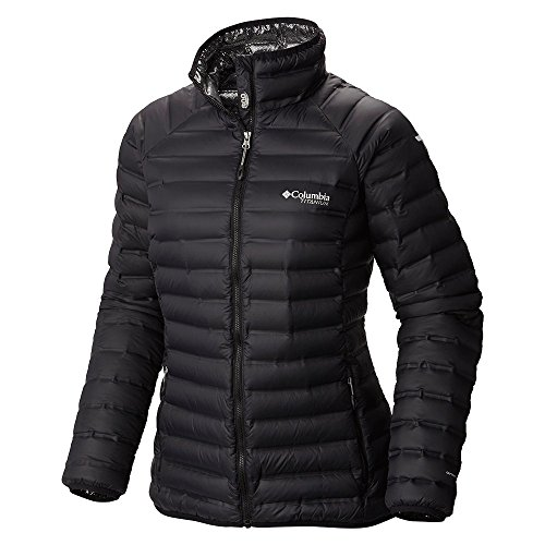 Columbia Women's Compactor Down Jacket Black M (Columbia Compactor compare prices)