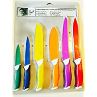 Emeril 6-Piece Nonstick Knife Set
