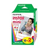 Película instantánea Fujifilm INSTAX MINI Paquete doble