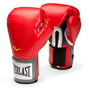 ... Boxing Gloves (Red, 16 oz.) : Training Boxing Gloves : Sports
