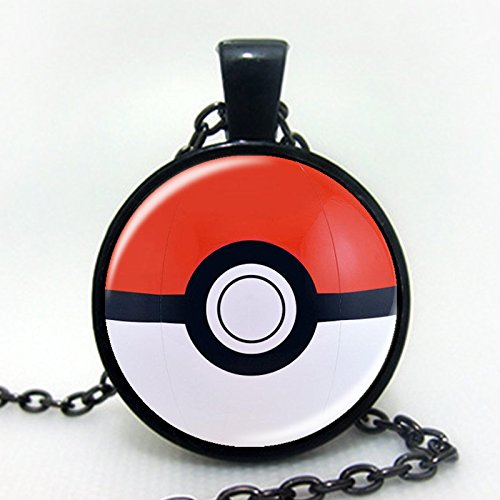 Pokemon Go Pendant Necklace