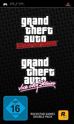 GRAND THEFT AUTO: VICE CITY STORIES + LIBERTY CITY STORIES [IMPORT ALLEMAND] [JEU PSP]