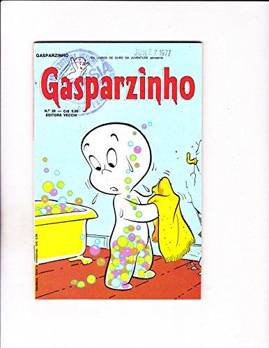 Gasparzinho No 29 -1977- Brazilian Casper