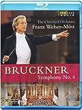 Bruckner: Symphony No. 4 [Franz Welser-M�st, The Cleveland Orchestra]  [Arthaus: 108078] [Blu-ray] [2013] [Region Free]