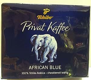 tchibo privat kaffee african blue 2x250g. Black Bedroom Furniture Sets. Home Design Ideas