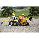 Kettler CAT Backhoe Pedal Tractor