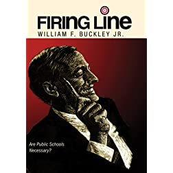 "Firing Line with William F. Buckley Jr. ""Are Public Schools Necessary?"""