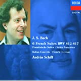 Bach, J.S.: French Suites Nos. 1-6/Italian Concerto etc. (2 CDs)