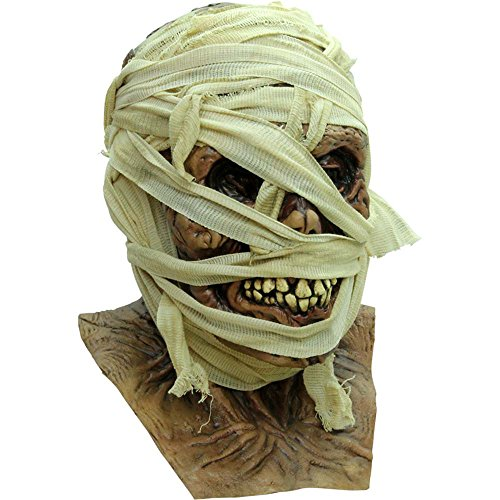 Mummified Mummy Mask - One Size