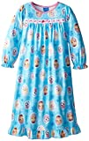 Disney Little Girls'Anna Elsa and Olaf Nightgown