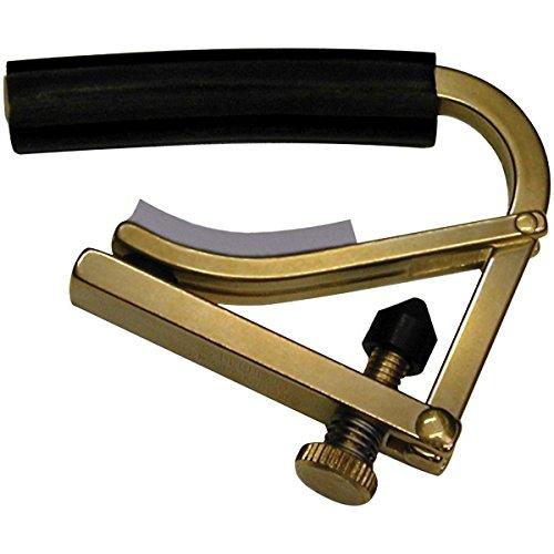 Shubb C1B Brass Capo For Steel String Guitars