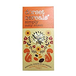 Dorset Cereals - Muesli - Simply Nutty Muesli - 700g (Case of 5)