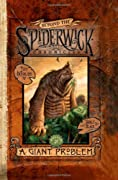 A Giant Problem (Beyond the Spiderwick Chronicles) by Holly Black, Tony DiTerlizzi cover image