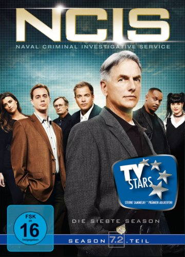 NCIS - Season 7, 2.Teil [3 DVDs]
