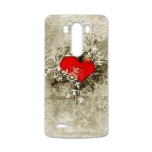 Amazon.com: Creative Heart Graffiti Custom Protective Hard Phone Cae
