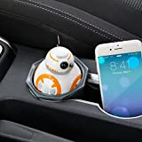 Car Chargers Best Deals - StarWars スターウォーズ BB-8 USB Car Charger ドロイド USB 車載充電器 iPhone, iPad, Android対応 [並行輸入品]