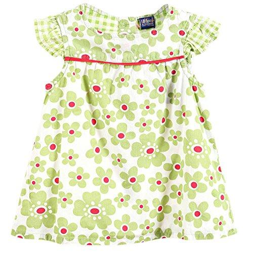 Lilliput Baby Girls Dresses (8903822314169_Green_9-12 Months)
