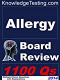 img - for Allergy and Immunology Board Review (Allergy and Immunology Review Series Book 1) book / textbook / text book