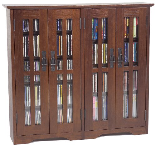 Wall Mounted Storage Cabinets with Glass Door