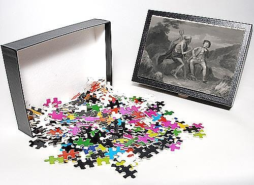 Photo Jigsaw Puzzle Of Burns/Dr Hornbrook