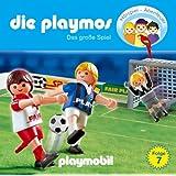 """Die Playmos - Folge 7: Das gro�e Spiel. H�rspiel.von """"Simon X. Rost"""""""