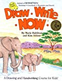 img - for Draw Write Now, Book 8: Animals of the World, Dry Land Animals (Draw-Write-Now) book / textbook / text book