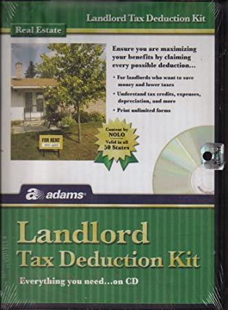 landlord tax deduction kit