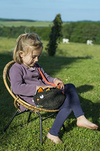 ebulobo T'es Fou Louloup Little Wolf Bag