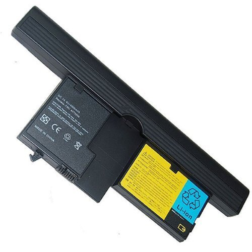 4000mAh 58Wh 14.4V Replacement Li-ion Laptop Battery For IBM Lenovo ThinkPad X60 X61 Tablet PC seriese fits 40Y8318 40Y8314 40Y8318 ASM 42T5209 FRU 42T5204 FRU 42T5206 FRU 42T5208 FRU 42T5251