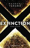 Extinction: Thriller (German Edition)